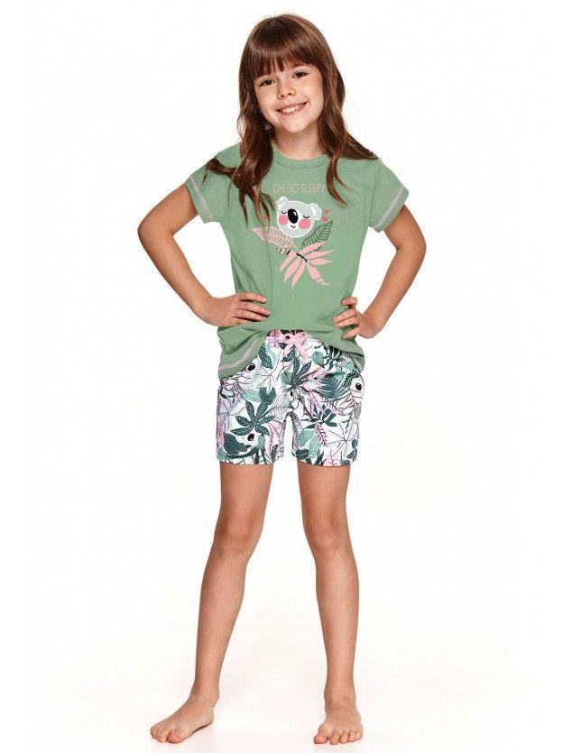 Mintás nyári pizsama 2200 kr/r 86-116 L'21