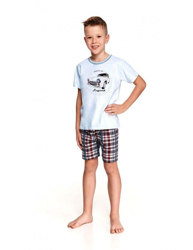Nyári fiú pizsama Damian 944 kr/r 122-140 L'21