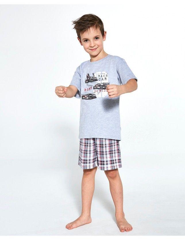 Gyermek pizsama szett Kids Boy 789/97 Race Car kr/r 86-128