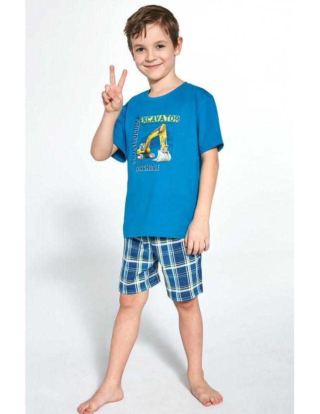 Fix pizsama Kids Boy 789/87 Machine 2 kr/r 86-128