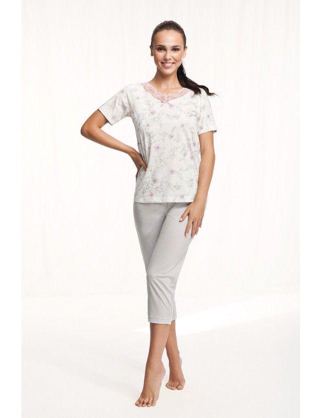 Halásznadrágos női pizsama 571 kr/r M-2XL