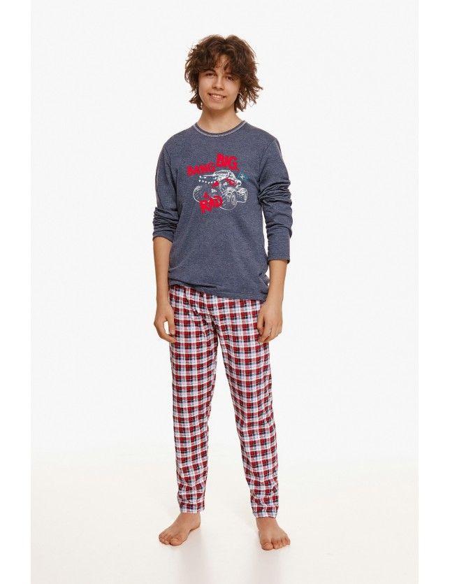 Ifjúsági pizsama szett  Mario 2654 dł/r 146-158 Z'22