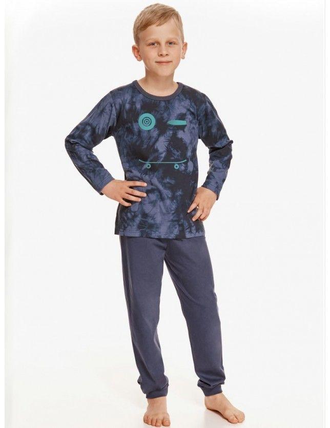 Hosszú ujjú fiú pizsama  2652 dł/r Greg 92-116 Z'22