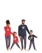 Karácsonyi pizsamák